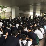 【2年行事】修学旅行~1日目~